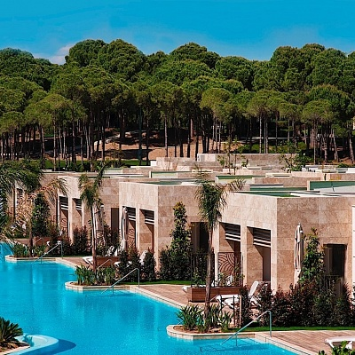 Белек, Regnum Carya Golf & Spa Resort